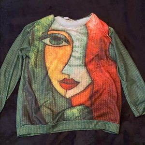 Women's sweater/long sleeve shirt